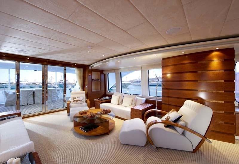 The 30m Yacht ETOILE D'AZUR