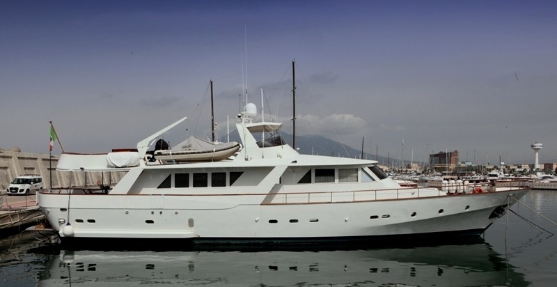 The 30m Yacht HATHOR