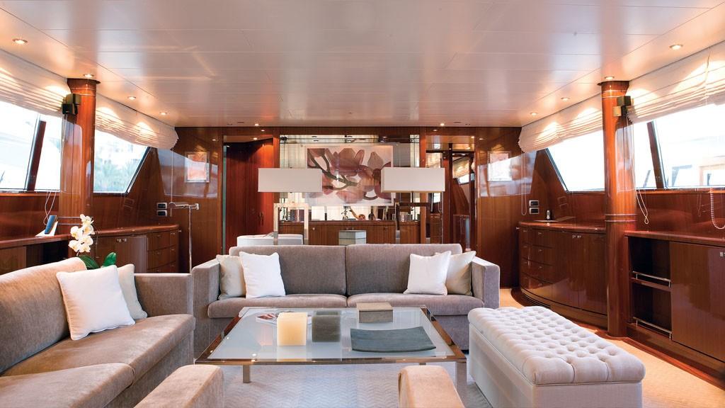 The 30m Yacht LAS BRISAS