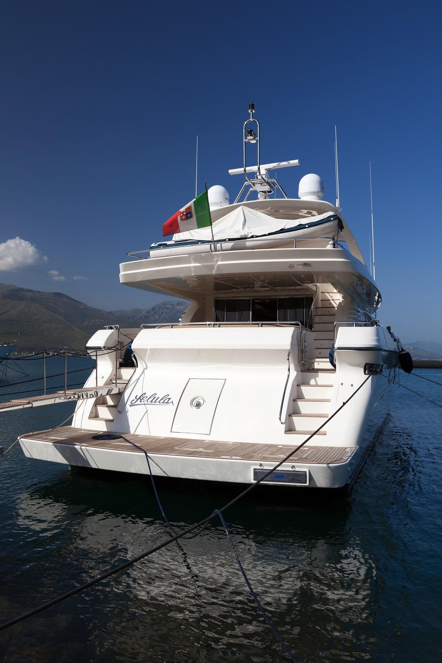 The 30m Yacht ZAMBEZI