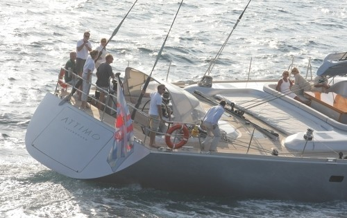 Life On Board Yacht ATTIMO