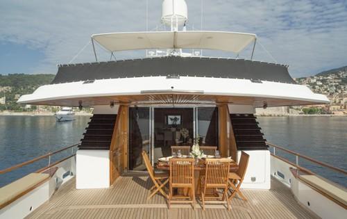 The 33m Yacht ATLANTIC ENDEAVOUR