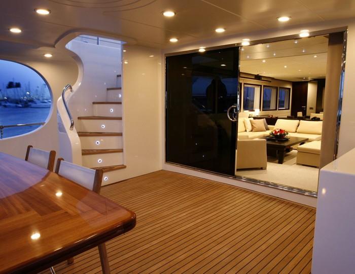 The 33m Yacht GRACE KELLY