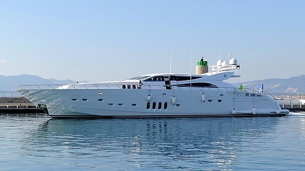 The 34m Yacht PHOENICIAN
