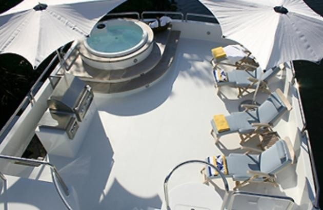 Life Aboard Yacht NEVER SAY NEVER