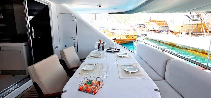 The 38m Yacht OBSESSIONS