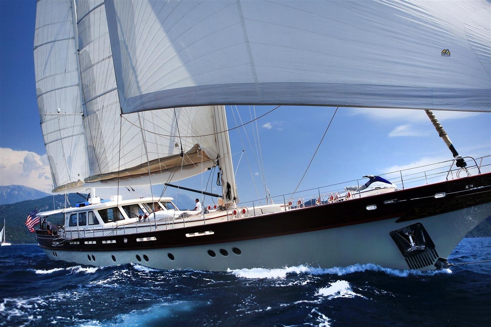 The 40m Yacht ZELDA