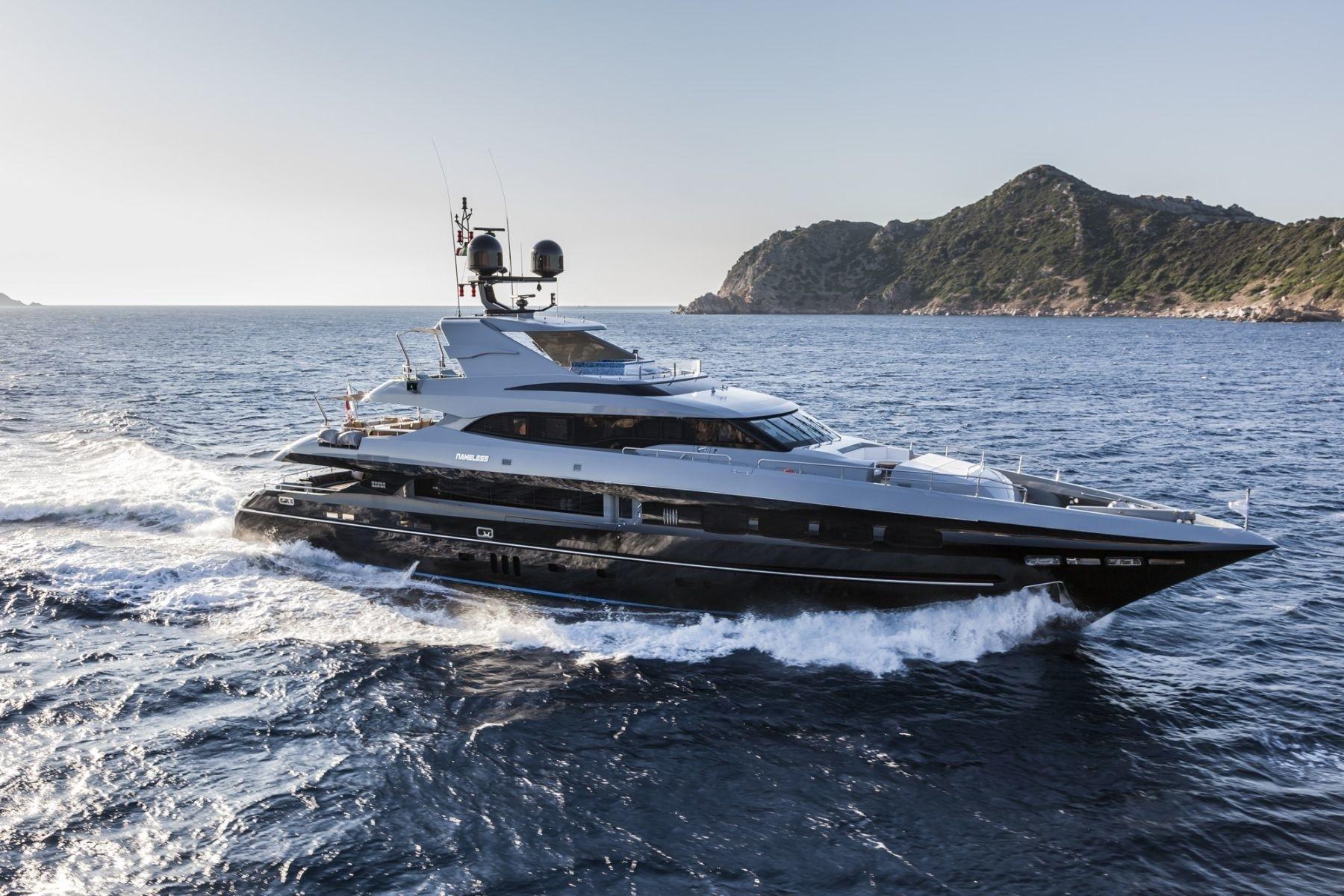 The 41m Yacht NAMELESS