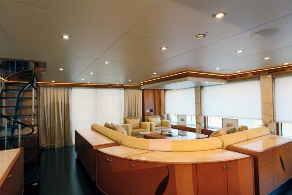 The 41m Yacht SERENITY