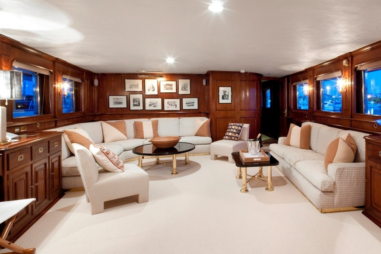 The 42m Yacht LALIBELA