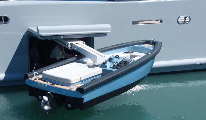 The 43m Yacht PHILMI