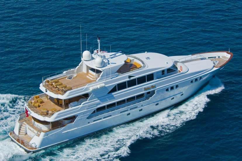 The 43m Yacht PLAYPEN