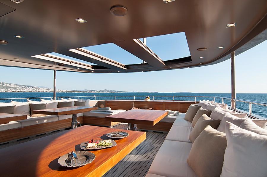 The 44m Yacht GEOSAND