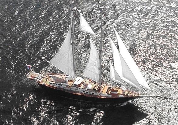 The 44m Yacht MEPHISTO