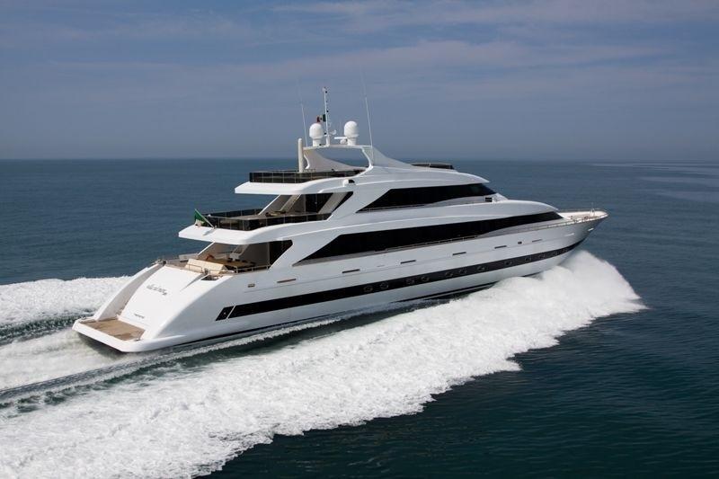 The 44m Yacht VILLA SUL MARE