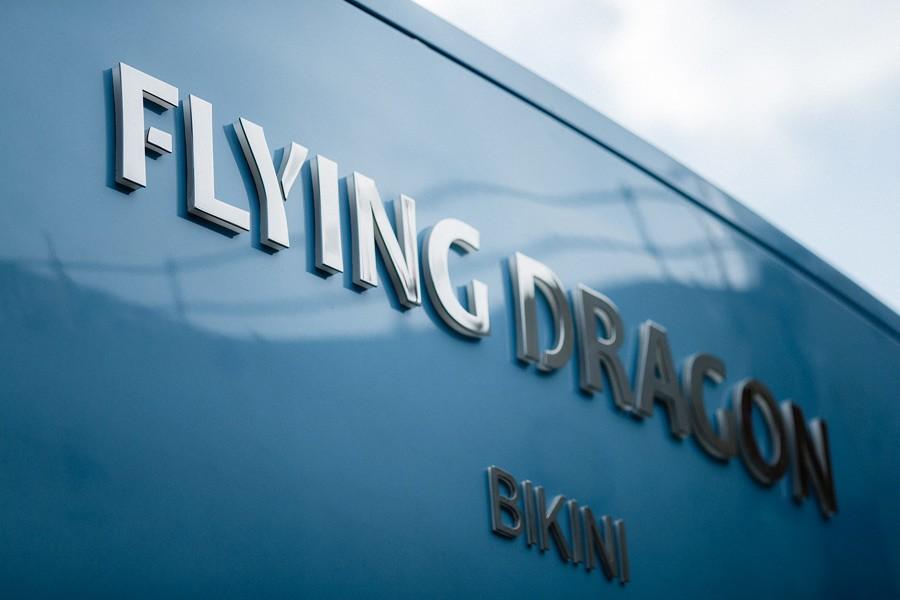 The 45m Yacht FLYING DRAGON
