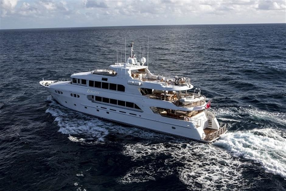 The 46m Yacht EXCELLENCE