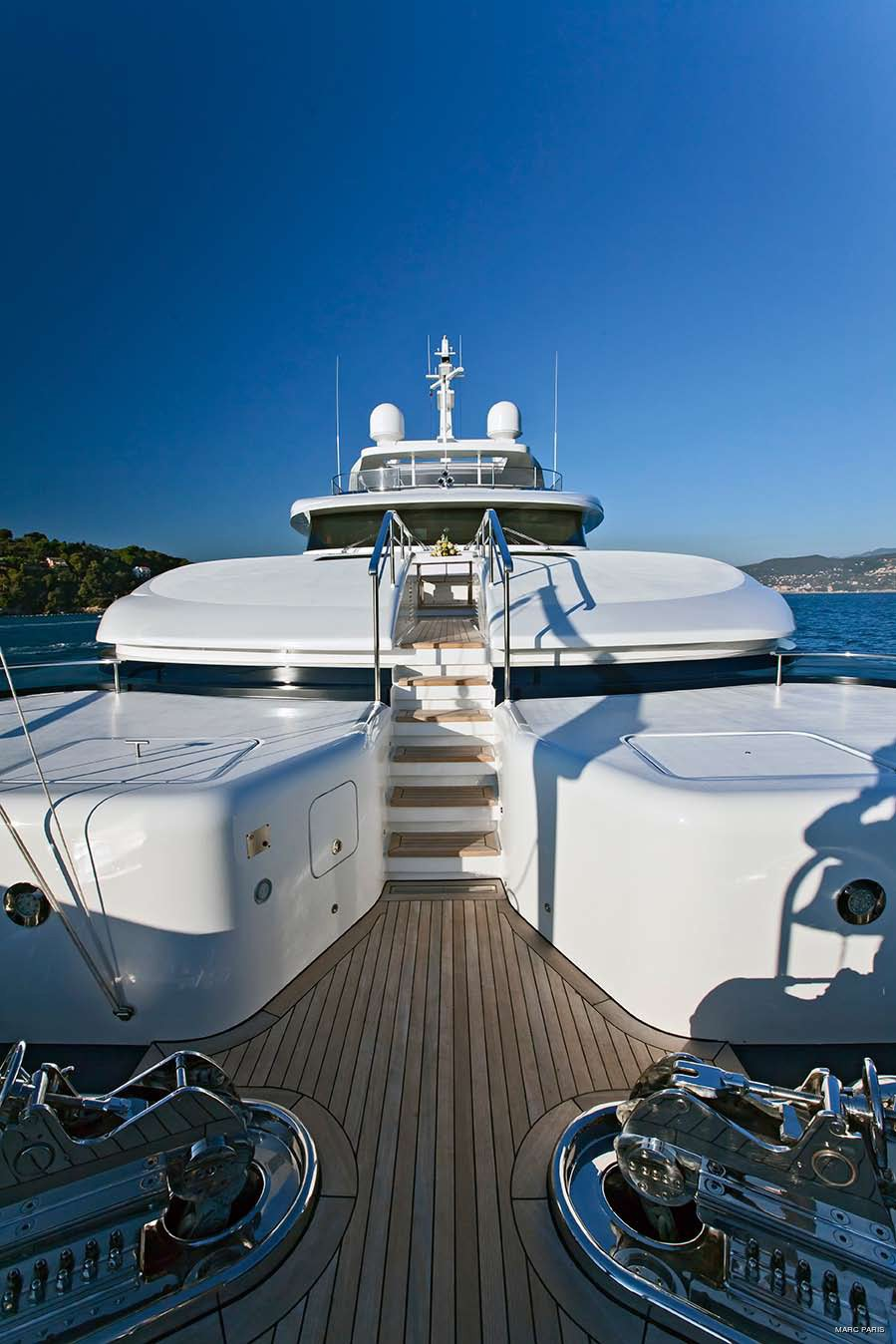 The 46m Yacht REVE D'OR