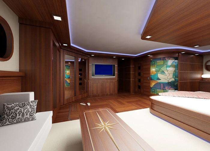 The 47m Yacht CARPE DIEM V