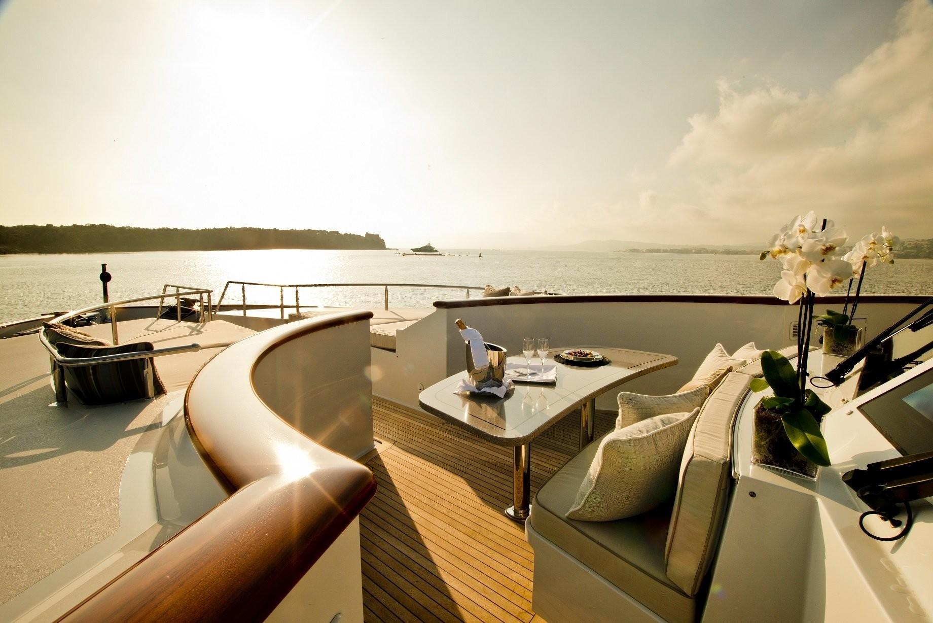 The 49m Yacht LA DEA II