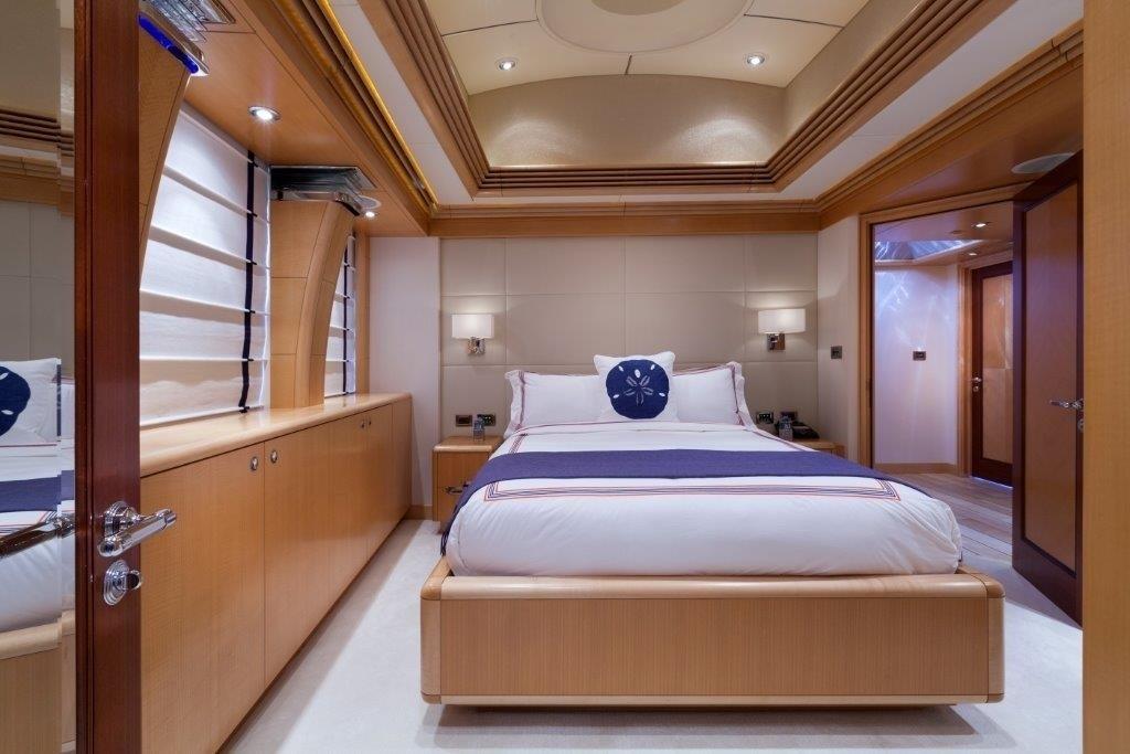 The 50m Yacht VICTORIA DEL MAR