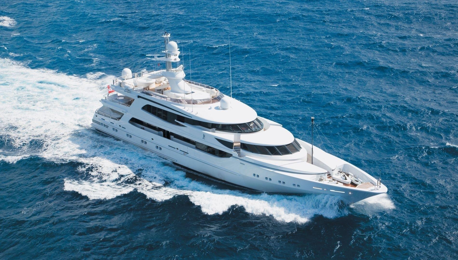 The 51m Yacht LAZY Z
