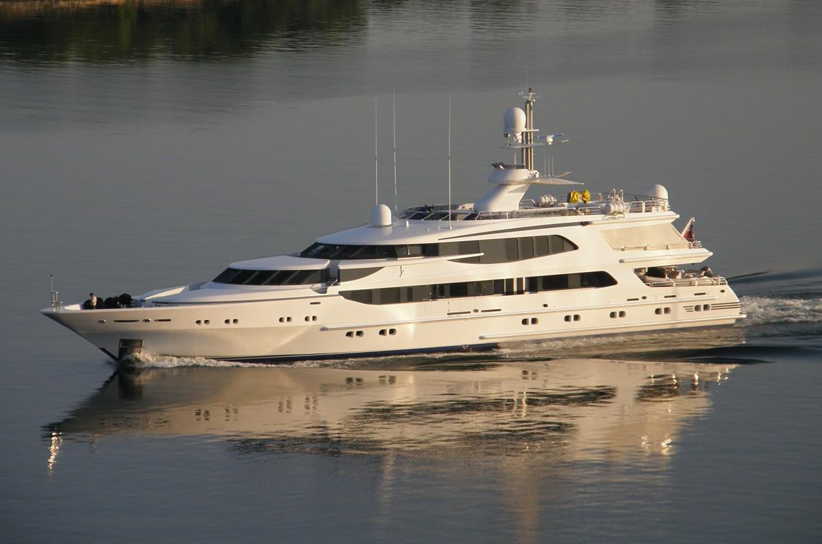 Premier Overview Aboard Yacht LAZY Z