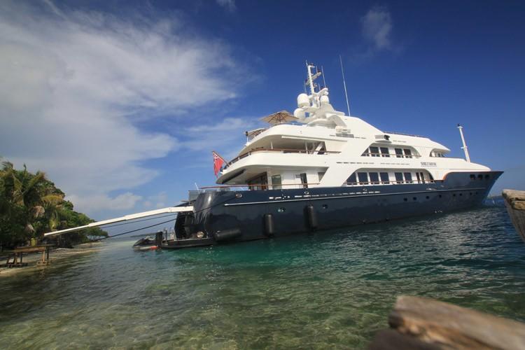 Profile Aspect On Yacht NOBLE HOUSE