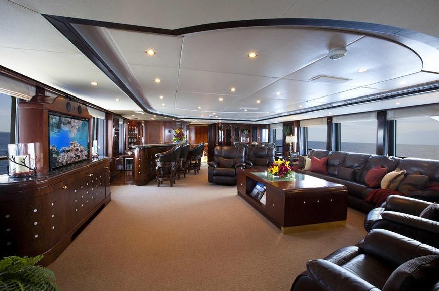 Top Saloon On Yacht NOBLE HOUSE