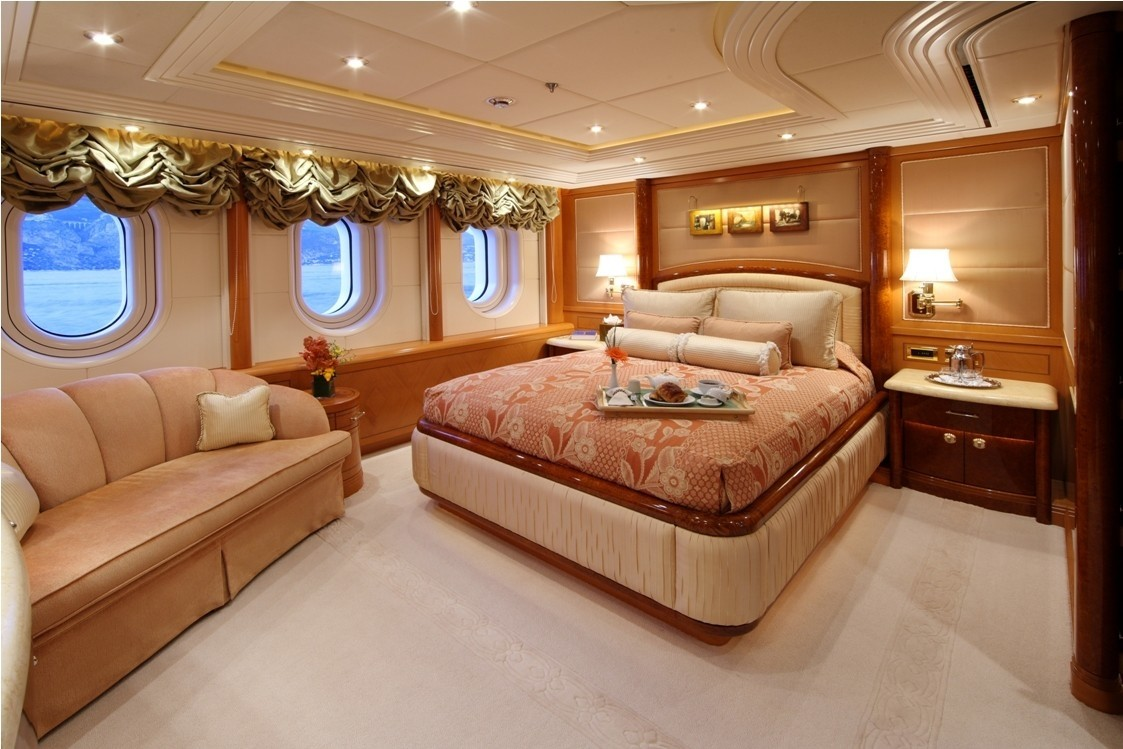 3rd Guest's Cabin On Yacht CAPRI