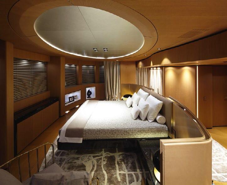 Double Sized Cabin Aboard Yacht SUERTE