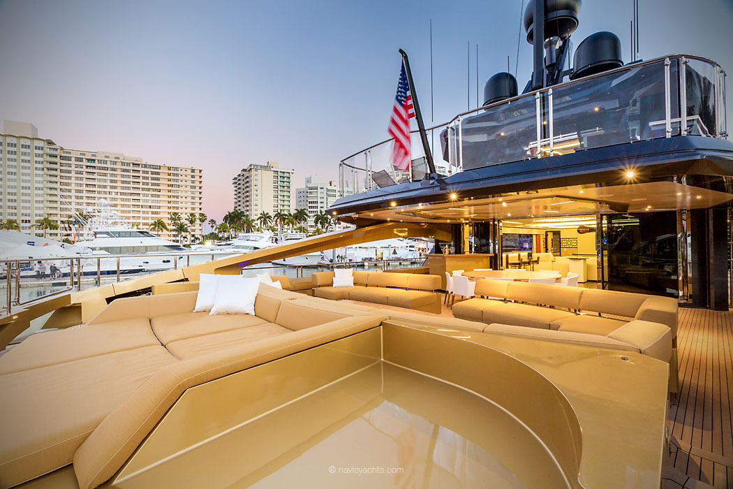Yacht Khalilah Palmer Johnson Charterworld Luxury Superyacht Charters