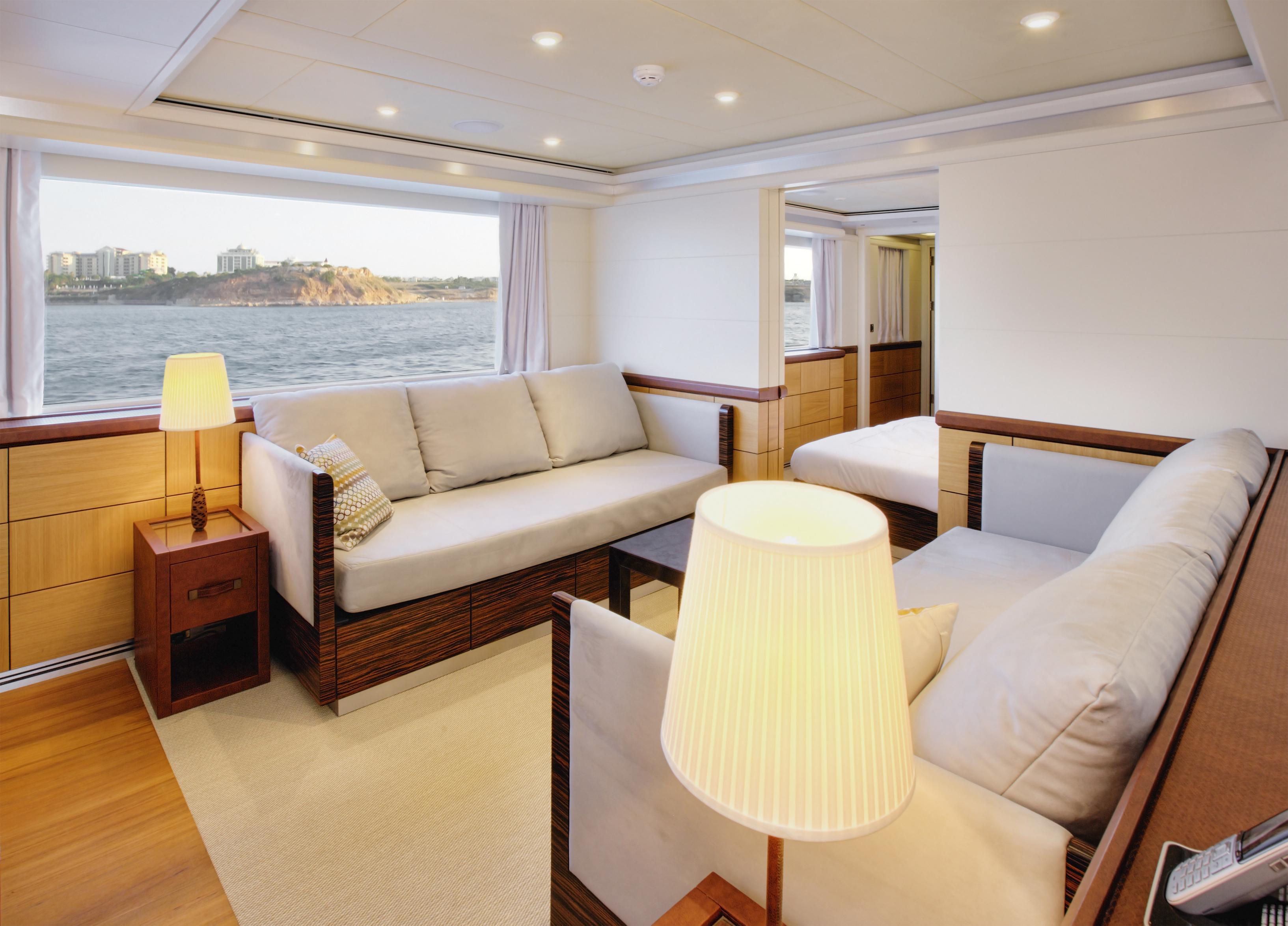 Aft Port Suite