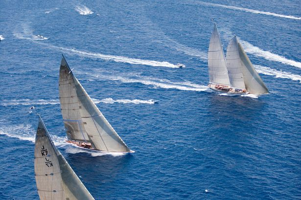 Chronos The Antigua Classic Yacht Regatta