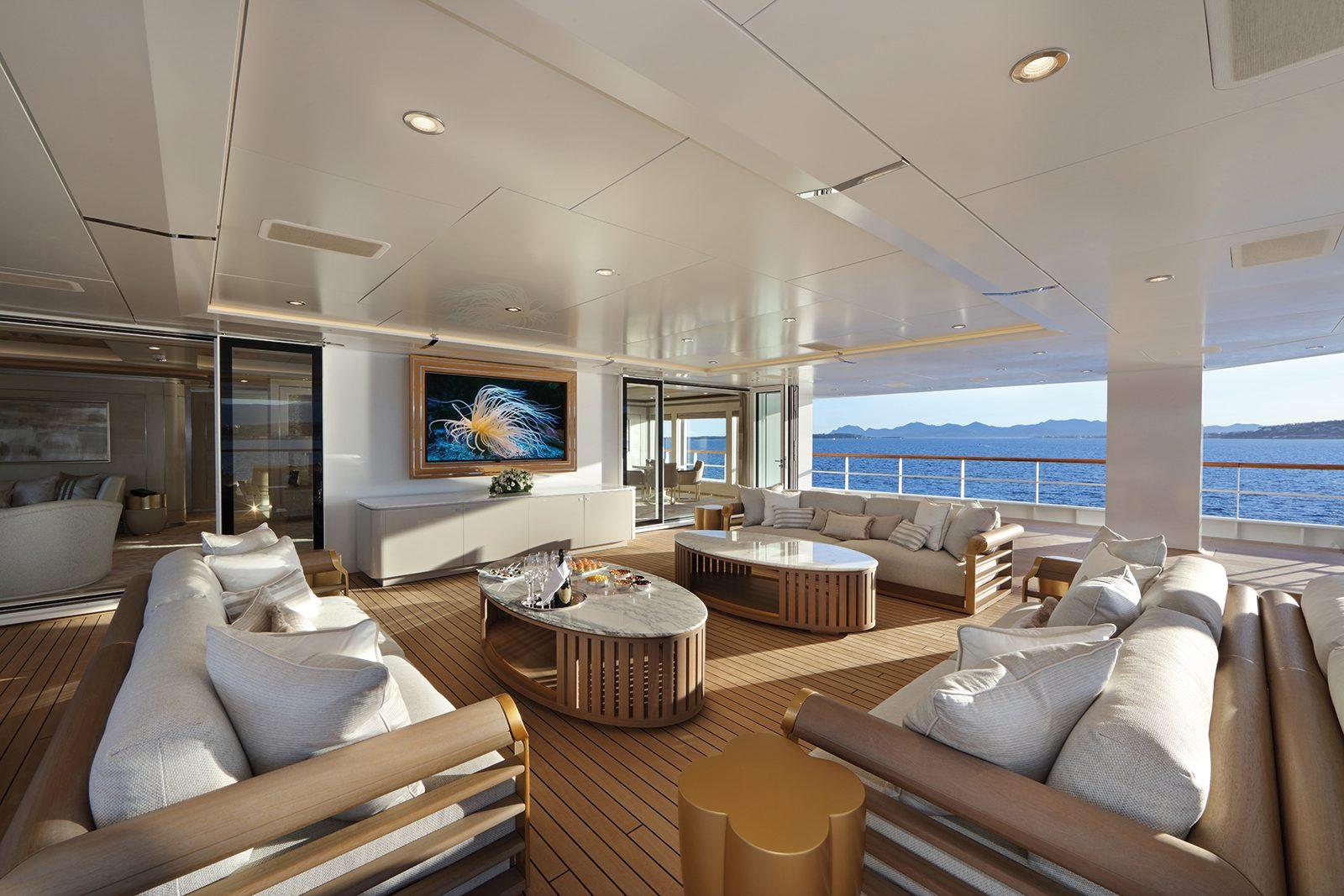 Yacht ANDROMEDA, Kleven   CHARTERWORLD Luxury Superyacht ...