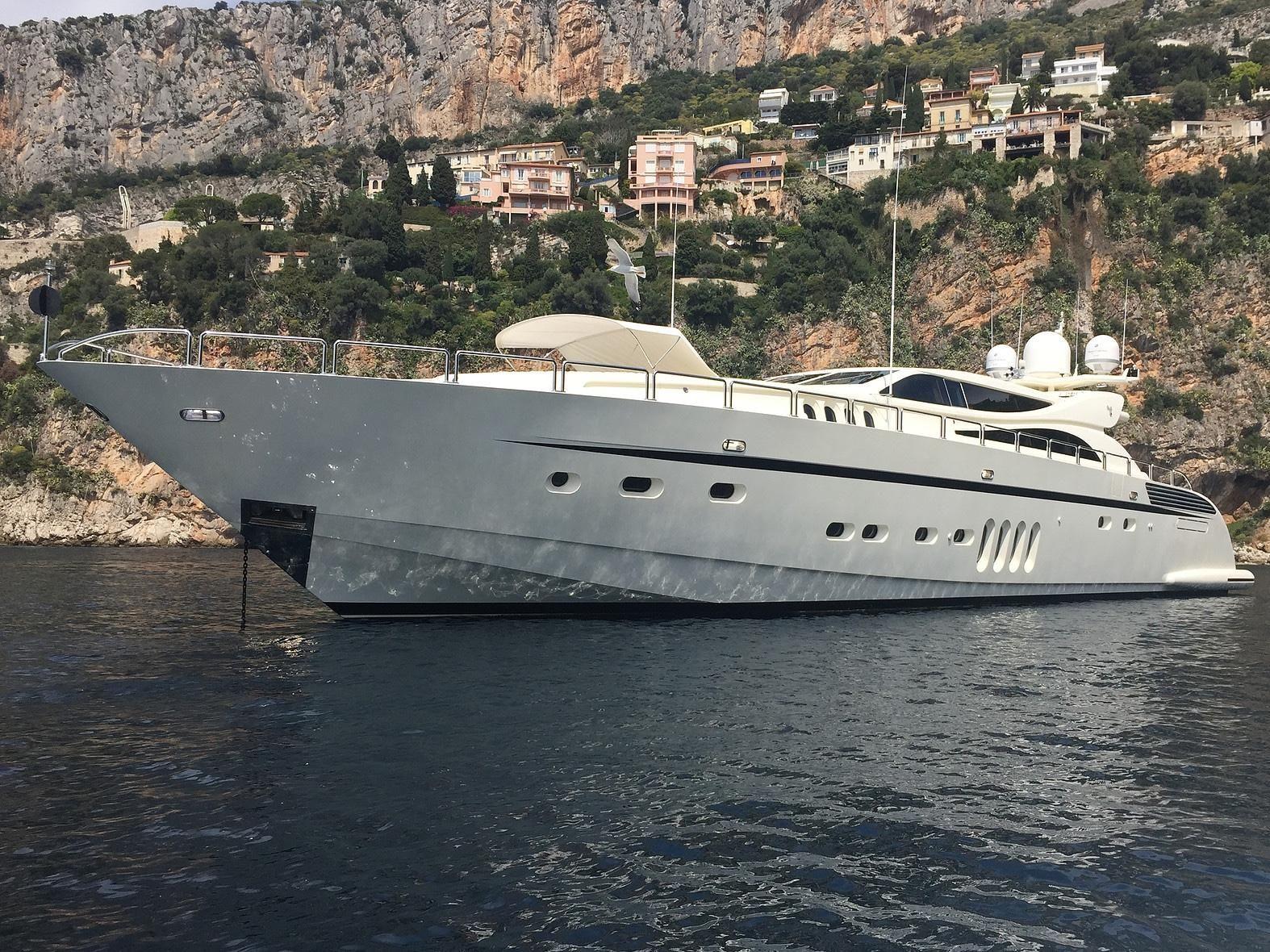 Leopard Yacht 34 - Main