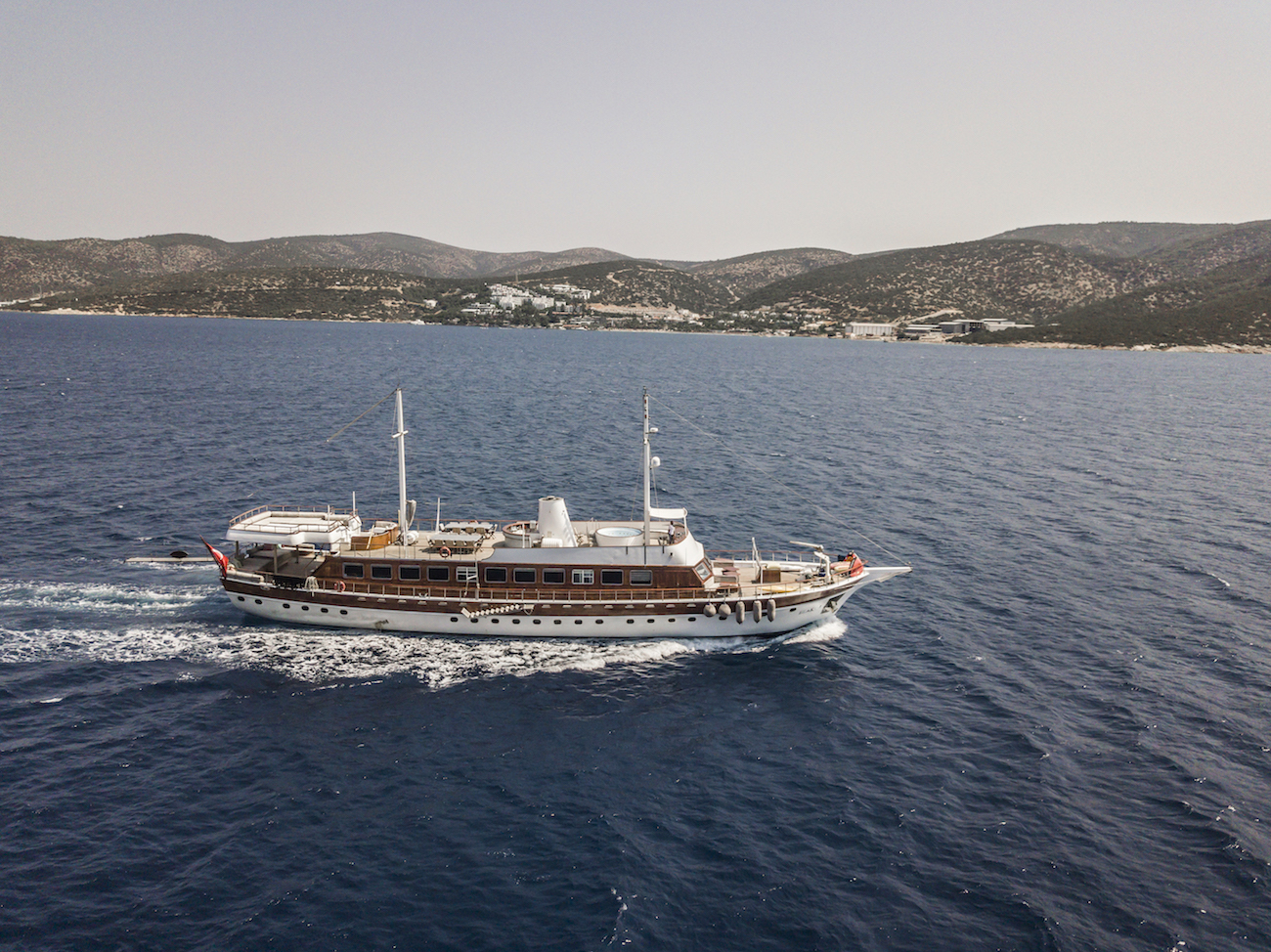 Luxury Gulet Cruising