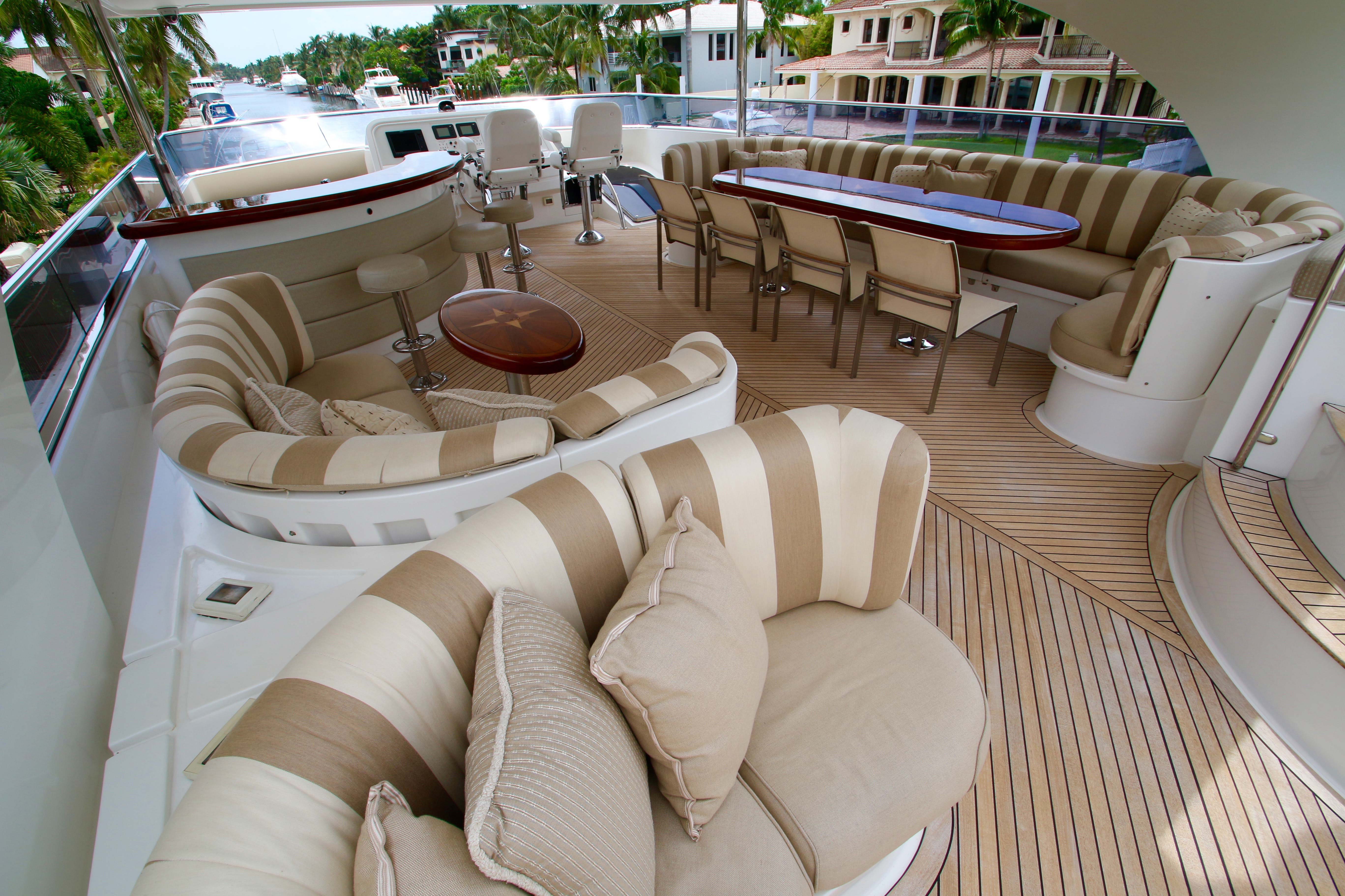 MY EXIT STRATEGY Sundeck