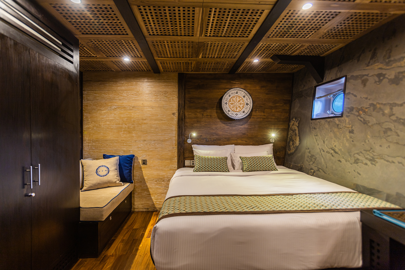 Sea Star Suite In Double BEd