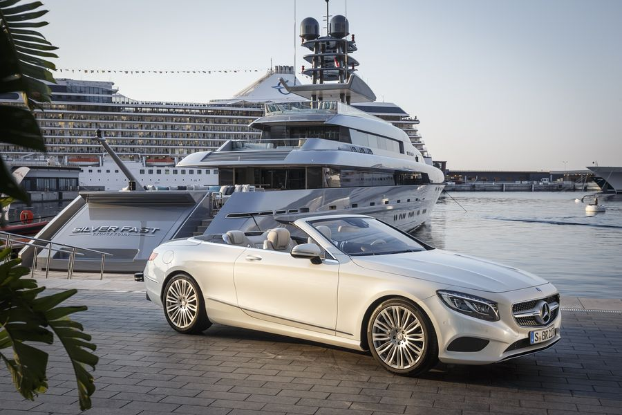 Silver Fast And Mercedes