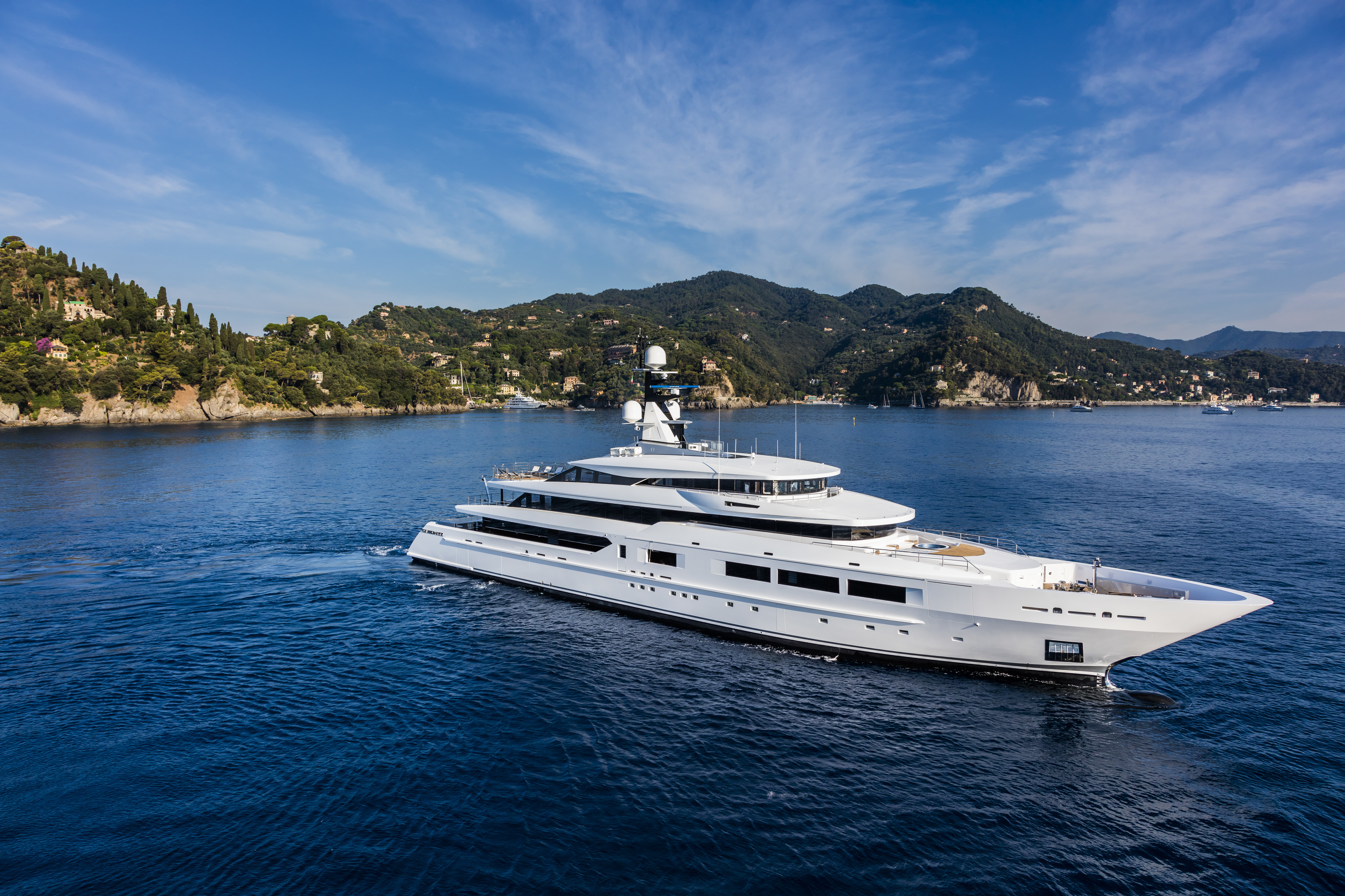 Tankoa Yachts 69 Metre Superyacht Suerte - Portofino And The Riviera