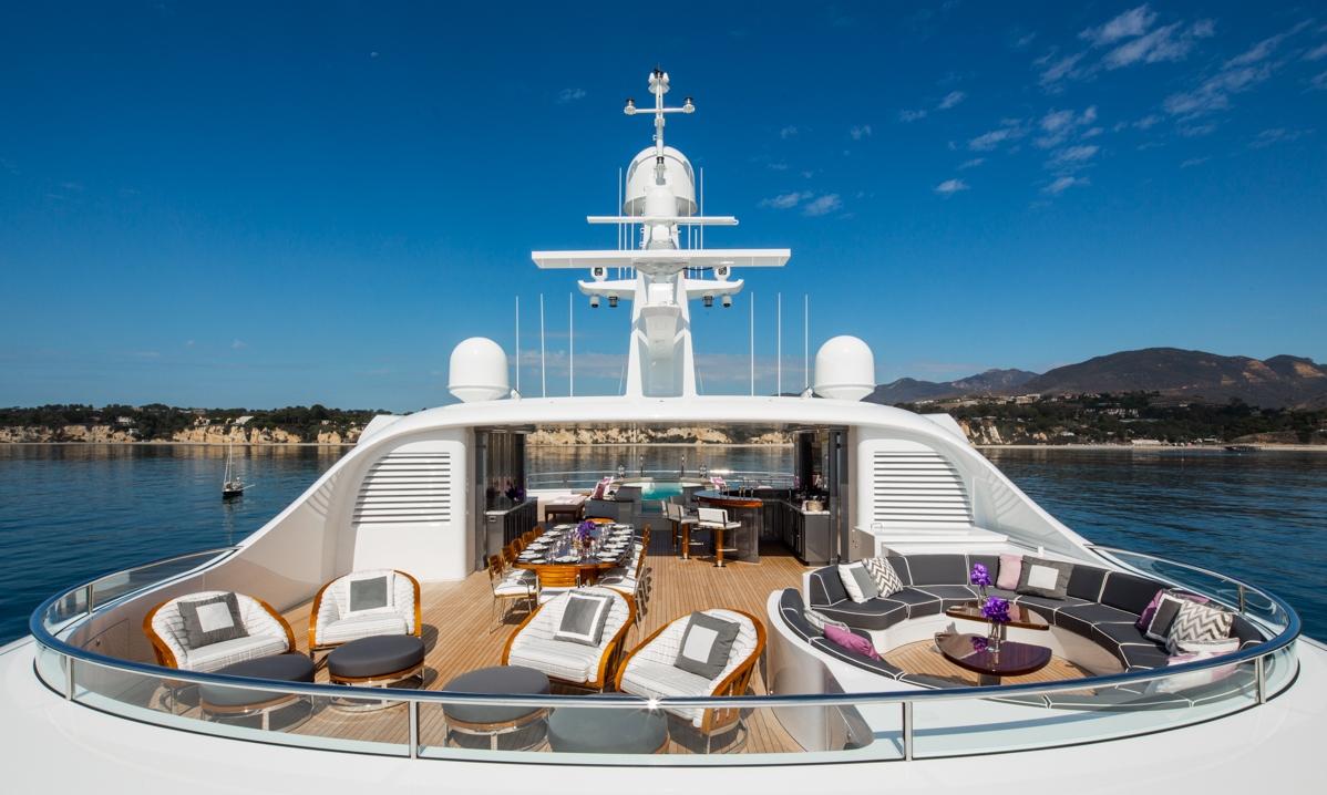 Yacht invictus delta marine charterworld luxury
