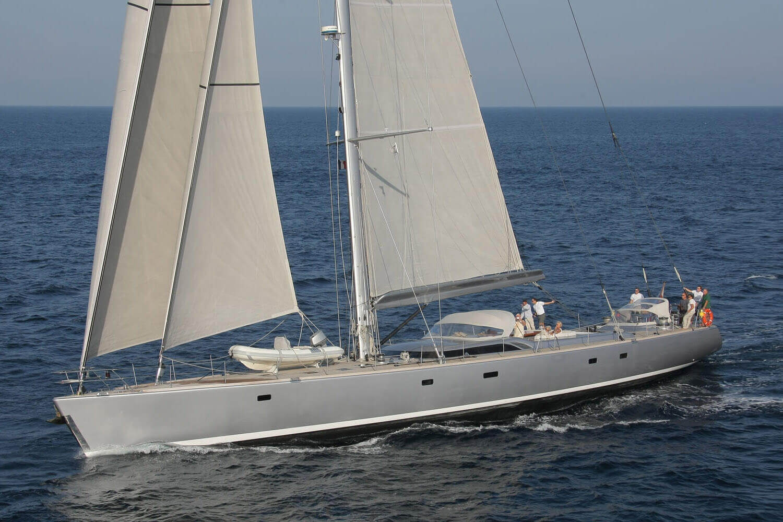 Yacht ATTIMO By CMN - Sailing