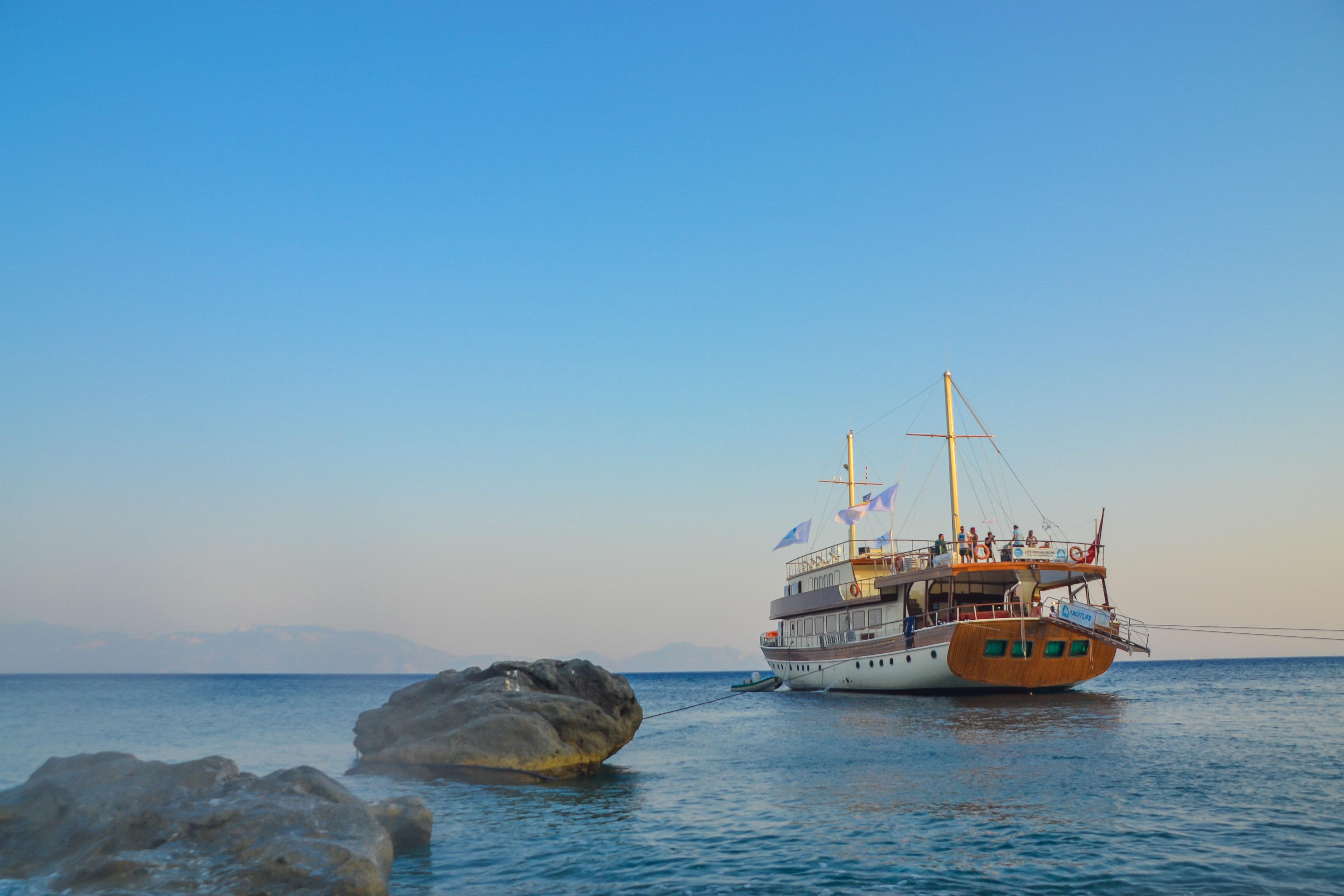 Yacht HALIS TEMEL