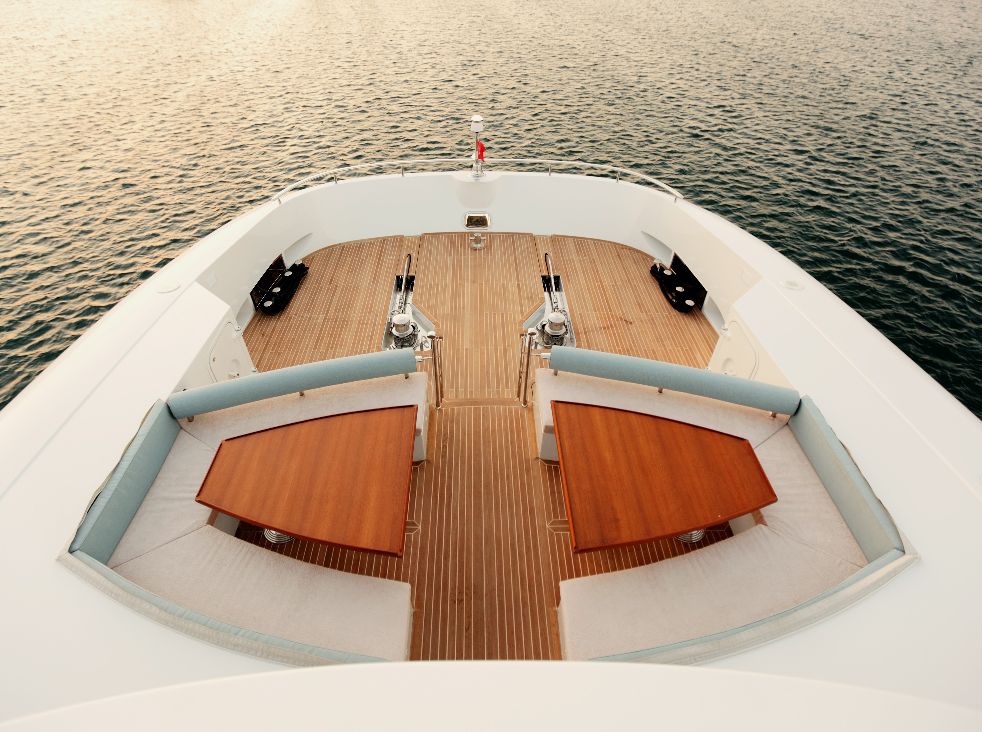 Yacht QUARANTA By Curvelle - Foredeck Seating