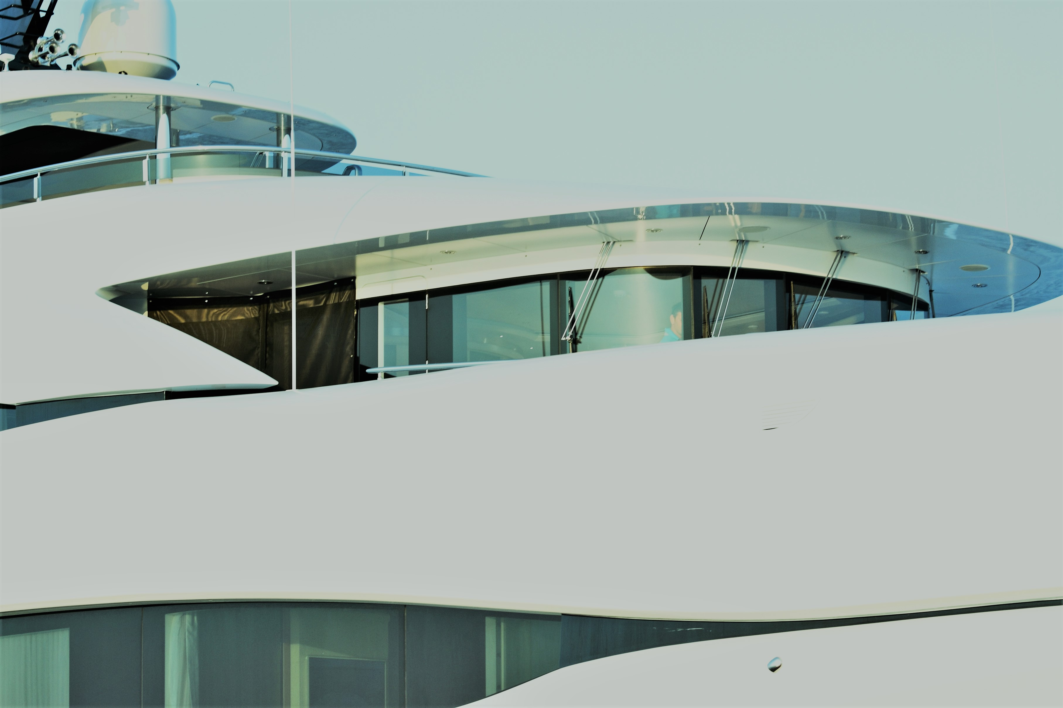Yacht QUARANTA By Curvelle - Profile Detail