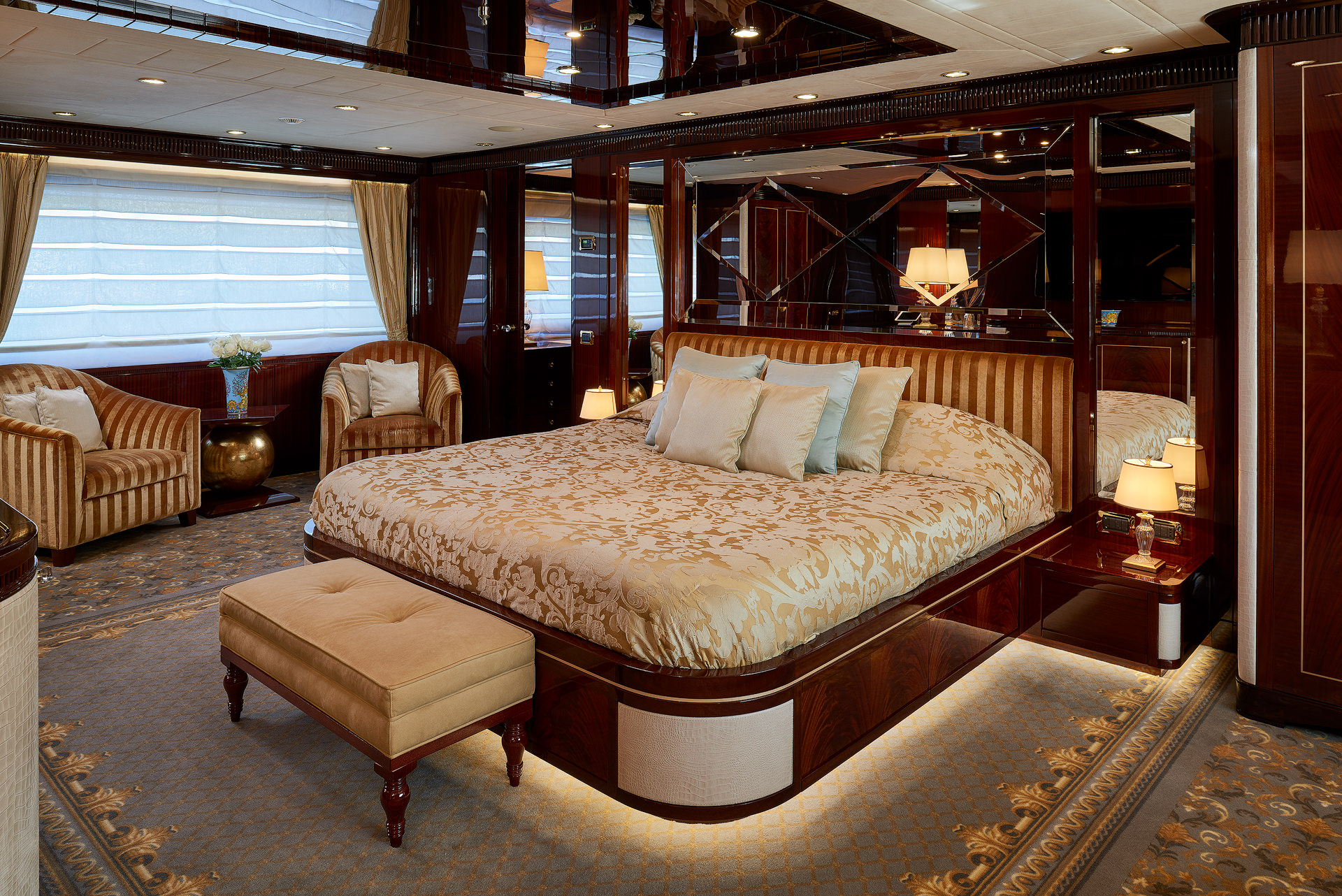 Yacht REVE D'OR By Sanlorenzo - VIP
