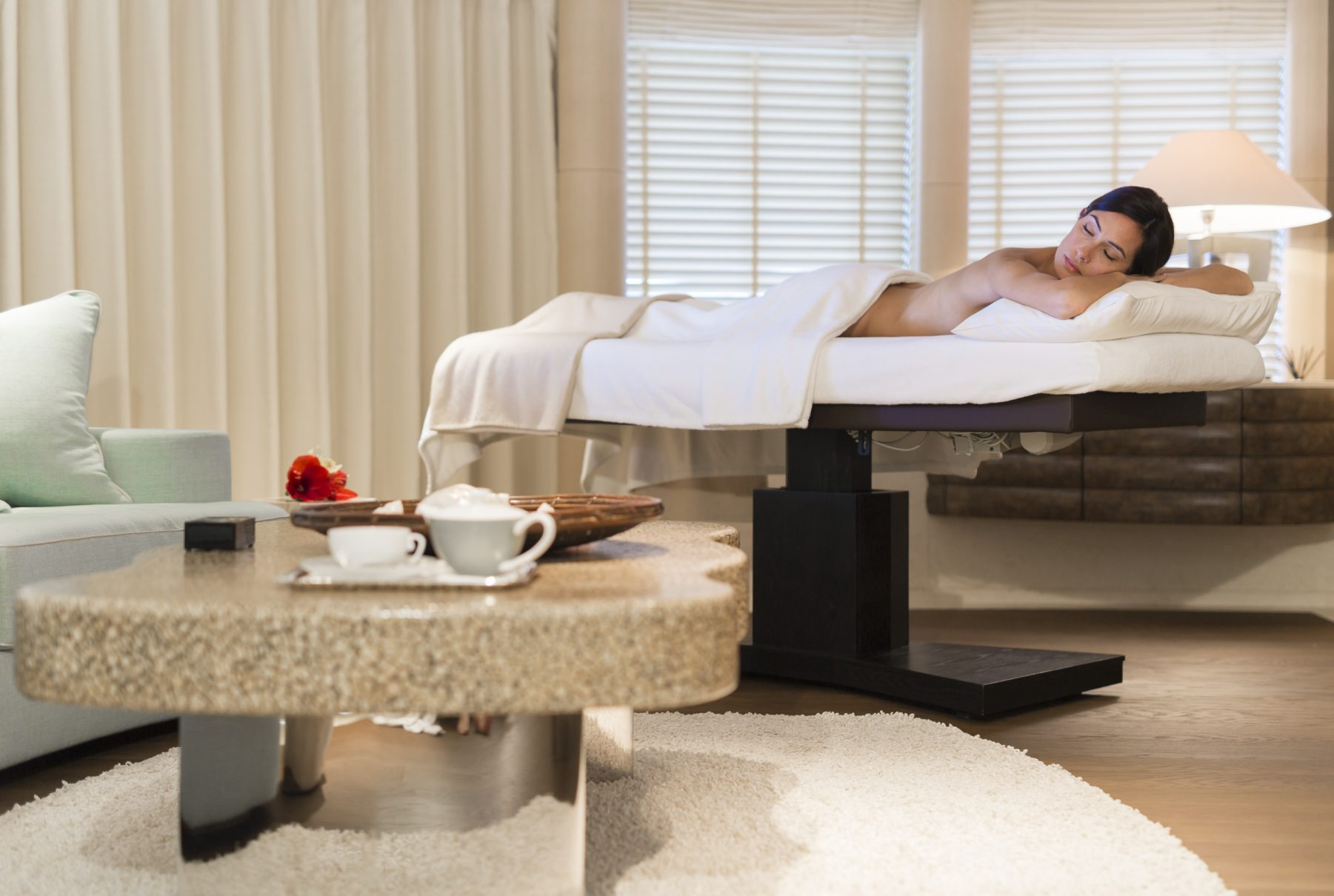 Yacht RoMEA By Abeking & Rasmussen - Wellness Massage
