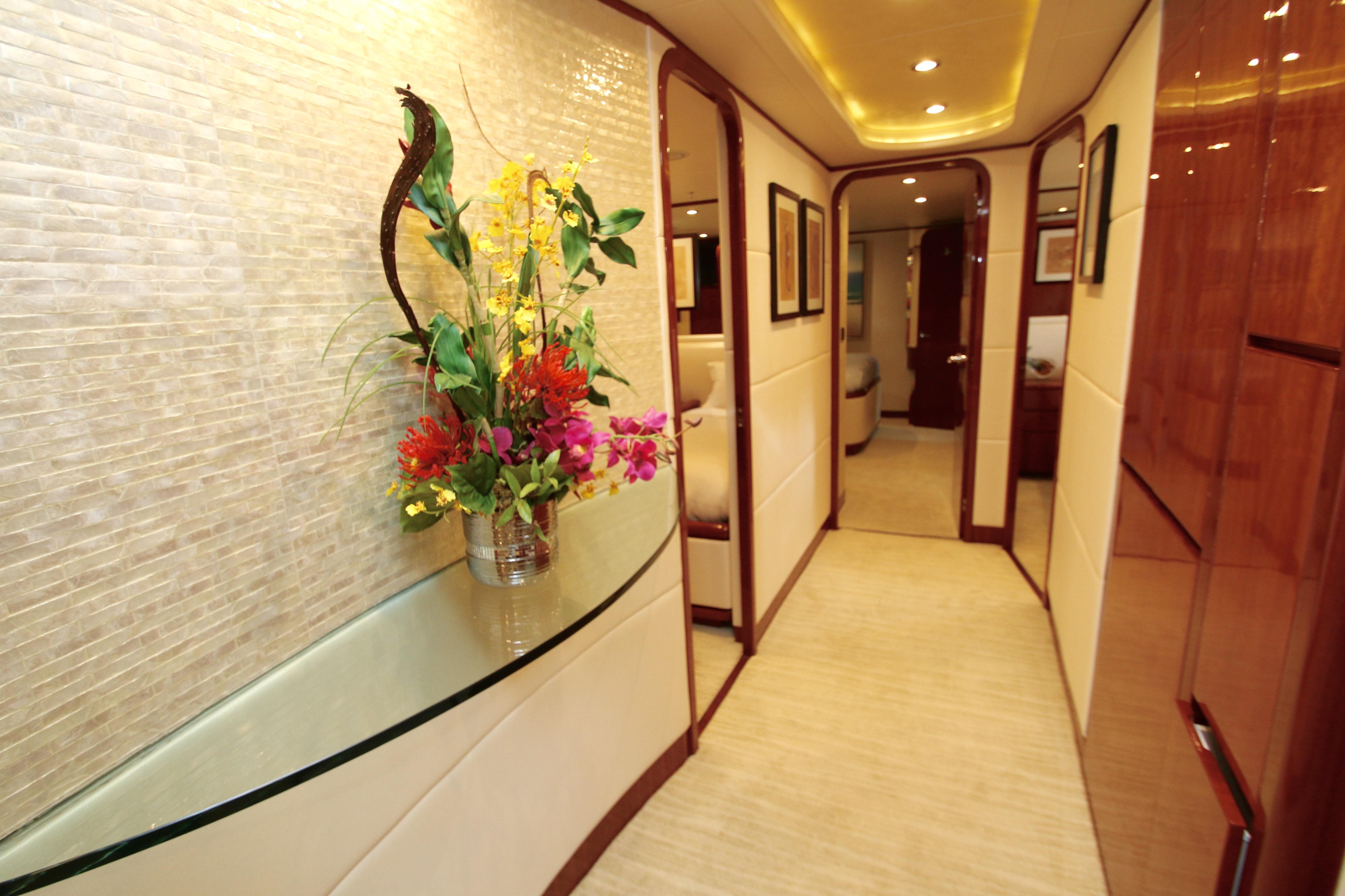 Interior Hallway Detail