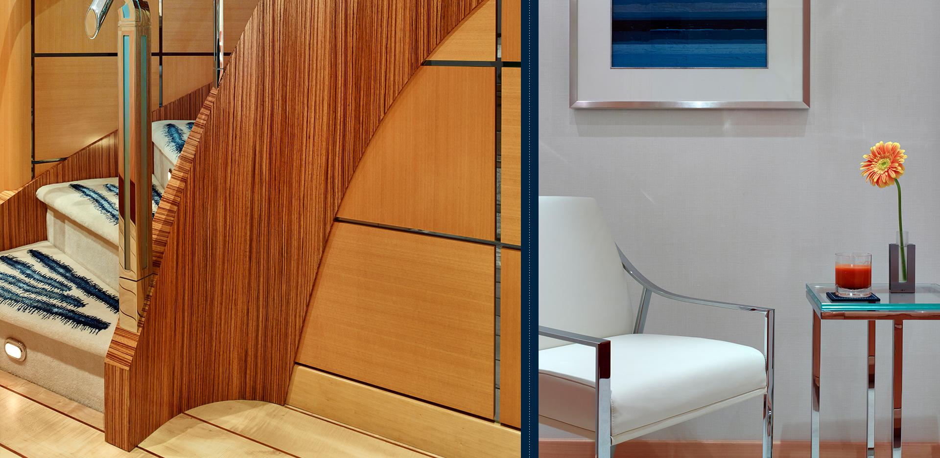 Lower Deck - Foyer